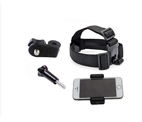 JUN Cinturón ajustable para teléfono móvil Selfie Pecho A