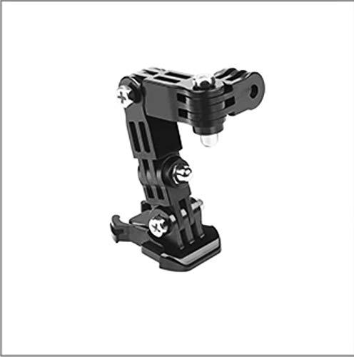 N-B Shoot Adjustment Base For Camera 9 8 7 5 Sj4000 Sports Camera Tripod Helmet Helmet Belt Attachment