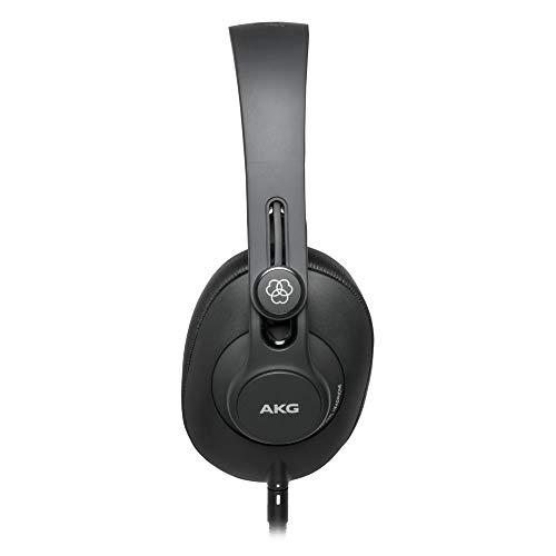 AKGモニターヘッドホンK361-Y3密閉型スタジオヘッドホンヒビノ扱い3年保証モデル