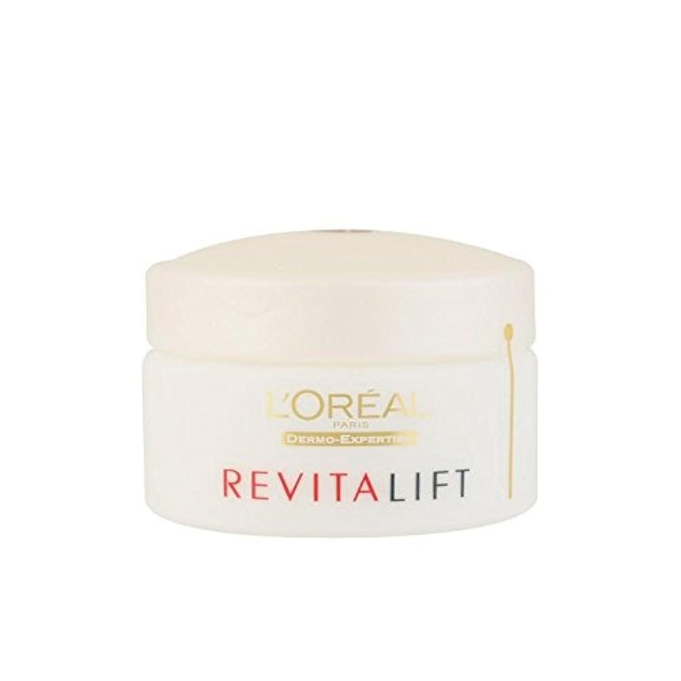 に向けて出発平和メガロポリスロレアルパリ、真皮の専門知識の抗シワ+ファーミングデイクリーム(50ミリリットル) x4 - L'Oreal Paris Dermo Expertise Revitalift Anti-Wrinkle + Firming Day Cream (50ml) (Pack of 4) [並行輸入品]