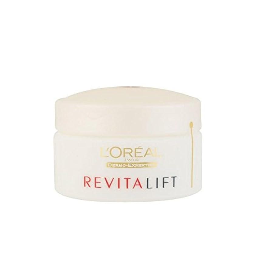 後方に政令才能のあるL'Oreal Paris Dermo Expertise Revitalift Anti-Wrinkle + Firming Day Cream (50ml) (Pack of 6) - ロレアルパリ、真皮の専門知識の抗シワ+ファーミングデイクリーム(50ミリリットル) x6 [並行輸入品]