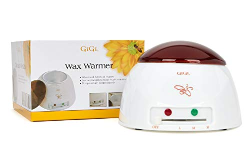 GiGi Multi-Purpose Hair Removal Wax Warmer Kit, 14 oz