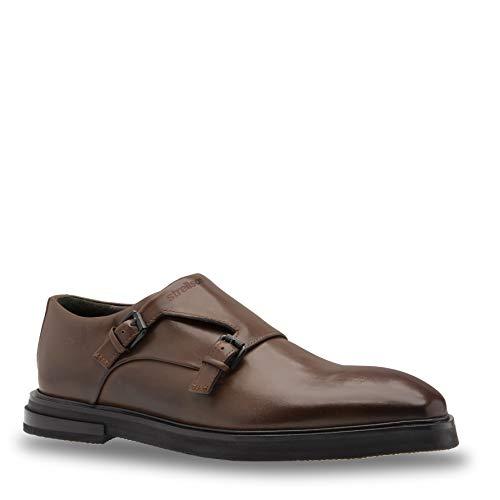 Strellson Herren Alan Monk lfb Klassische Stiefel, Braun (Brown 700), 42 EU