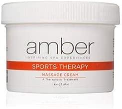 Amber Massage & Body Sports Therapy Cream