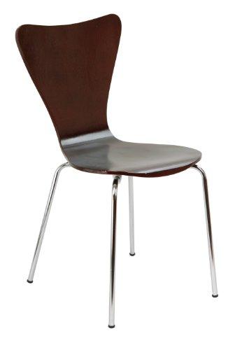 Legare Bent Plywood Chair Espresso