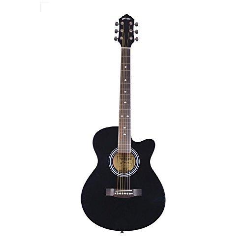 Hertz HZA 4010 Aoustic Guitar Black