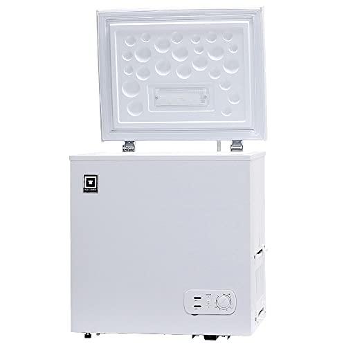 業務用 冷凍ストッカー フリーズブルシリーズ RCY-50 50L 冷凍庫 -20℃ 急速冷凍機能付 レマコム