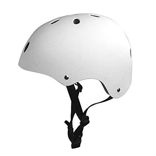Weshcun Skate Helm Ideaal voor Urban Skateboard Stunt Scooter BMX fiets, MTB Safety Helm Geschikt voor Volwassenen/Kinderen/Jeugd