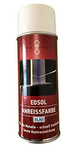 Preisvergleich Produktbild EOSOL ANREISSFARBE BLAU -Das Original- 400 ml Sprühdose