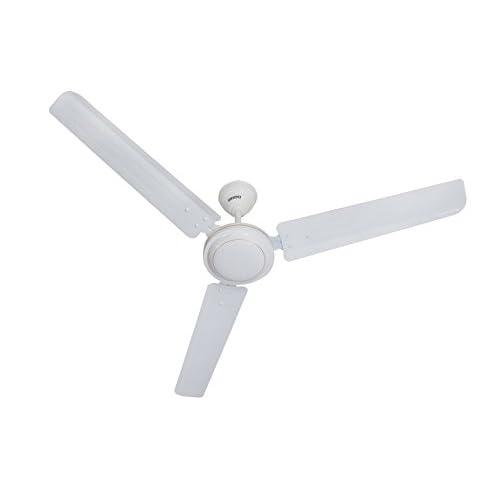 Usha Diplomat 1200 mm 74-Watt Ceiling Fan (Rich White)