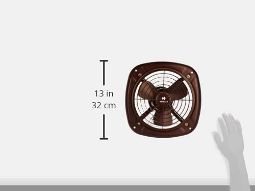 Havells Ventil Air DSP 230mm Exhaust Fan (Choco Brown) (FHVVEMTBRN09)