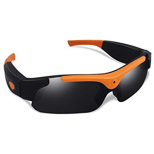 16GB 1080P HD Video Sunglasses Camera Hidden Video Recorder, Support Photo Taking Function, UV400 Polarized Lens