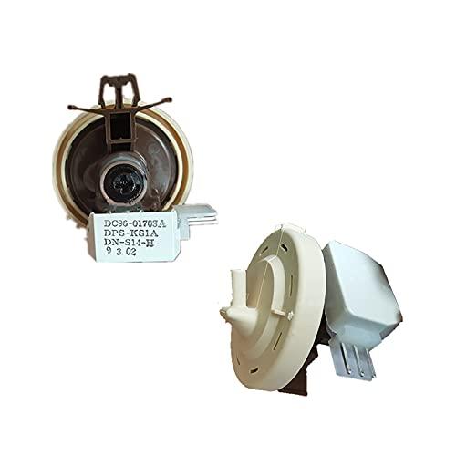 GIS Reemplazo DC96-01703A Sensor de Nivel de Agua Ajuste para Samsung WF1600WCW WF1702WCS Parte de reparación del Interruptor de la Lavadora del Tambor