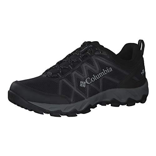 Columbia Peakfreak X2 Outdry, Zapatos de Senderismo, para Hombre, Black, Ti Grey...