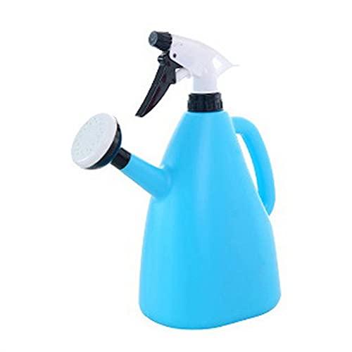 VusiElag Vattensprayflaskor 2 i 1 liten vattning vattenkokare spray hållbar plast inomhus växt vatten trädgårdsskötsel blomma vattning sprinkler trädgårdsverktyg