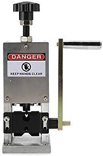 Sfeomi Draadstrippermachine, handkabelstripper, kabelstripper, handmatige schroef, snijgereedschap, 1,5 mm tot 25 mm, voor...