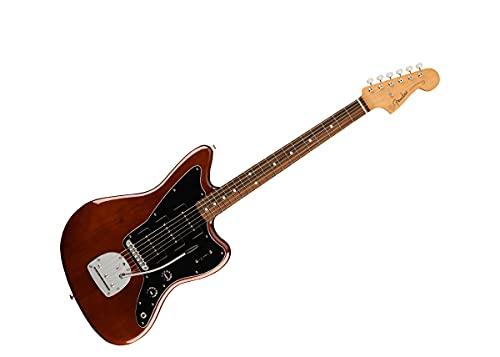 FMIC 6 String Solid-Body Electric Guitar, Right, Walnut (0140933392)
