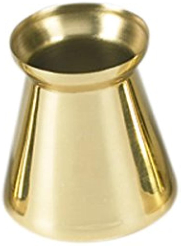 Brass Candle Follower (51494) 1.5  Diameter