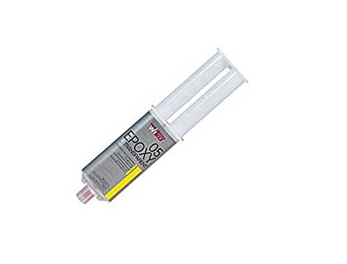 Wiko 5 Minuten Epoxy Kleber Transparent 25ml EPOT5.25