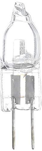 Osram HaloStar Halogen-Niedervoltlampe, G4-Sockel, dimmbar, 12 Volt, 20 Watt, Warmweiß - 2800K, 2er-Pack