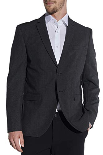 Steffen Klein heren Sakko Designer Slim Fit pak blazer jas Business Classic