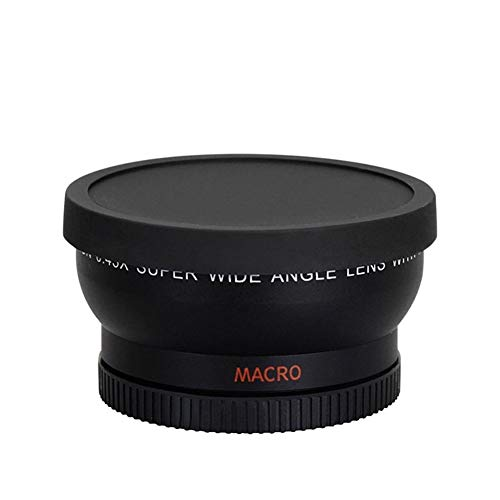 Absir 0.45x 58mm Wide Angle Macro Conversion Wide-Angle Lens for Nikon, Canon, Sony