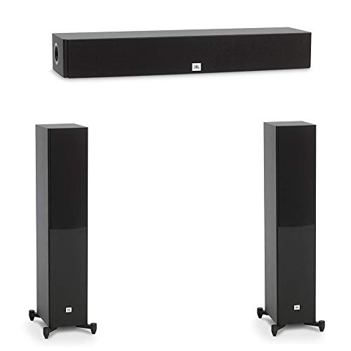 Best Review Of JBL 3.0 System with 2 JBL Stage A170 Floorstanding Speakers, 1 JBL Stage A135C Center...