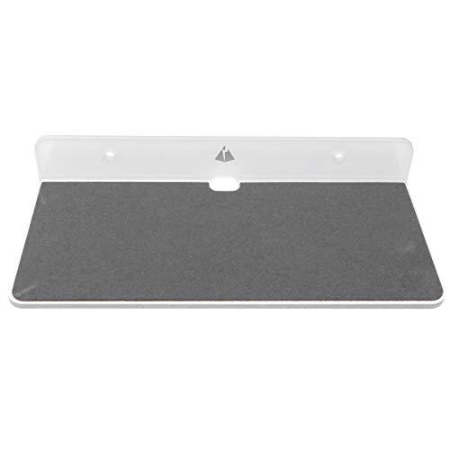 OSALADI Wandhalterung Regal für Telefon Radio Laptop Schwimmende Wandhalterung Speicher Organizer für Küche Wohnzimmer