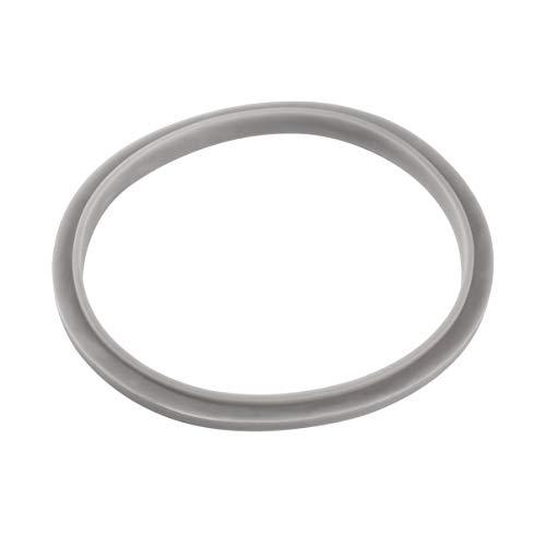 900W Silikonkautschuk O-förmiges Design Ersatzdichtungen Dichtungsringteile für Nutri-Bullet Blender Juicer Mixer - Silber