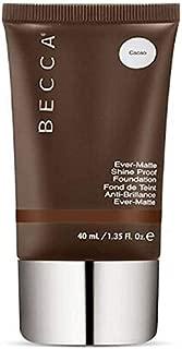 Becca Cosmetics Ever-Matte Shine Proof Foundation, Cacao