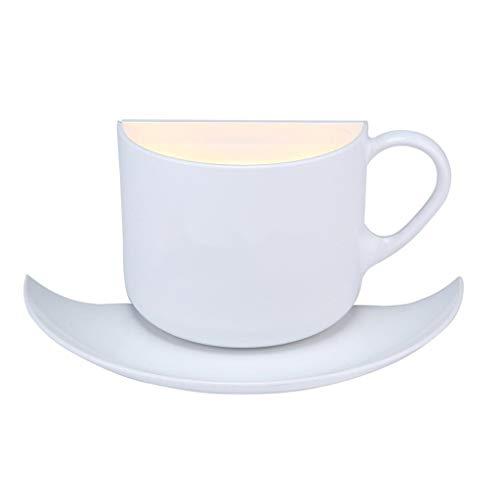 Einfache Moderne Kaffeetasse Form Wandlampe Kreative Kunst Nachtwandlampe Wohnzimmer Hotel Technik Lampe Design Wandleuchte