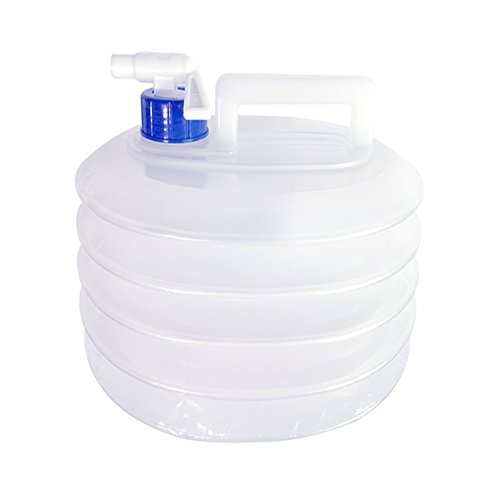 Qinghu 5 Litre /10 Litre /15 Litre Collapsible Water Container, Portable Water Carriers for Caravans Camping Climbing Travel Hiking Hunting, Outdoor Activities Water Bucket