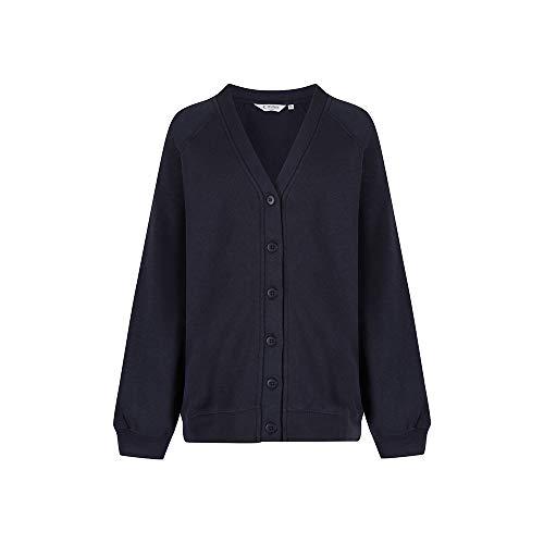 Trutex Limited - Cardigan, Blu (Navy), 2-3 anni (taglia produttore: 19-20' petto)