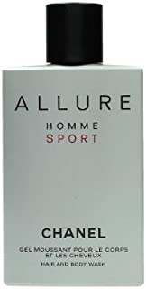 CHANEL Gel de Ducha Allure Homme Sport 200 ml
