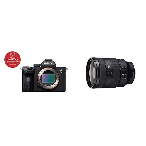 Sony a7 III Full-Frame Mirrorless Interchangeable-Lens Camera Optical...