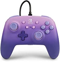 PowerA Enhanced Wired Controller for Nintendo Switch – Lilac Fantasy