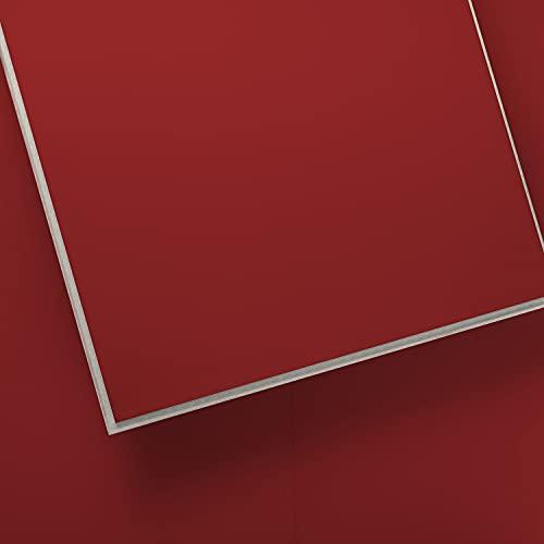 Luxury Vinyl Floor Tiles by Lucida USA   Interlocking Flooring for DIY Installation   Solid Color-Look Planks   MonoCore   13 Sq. Feet