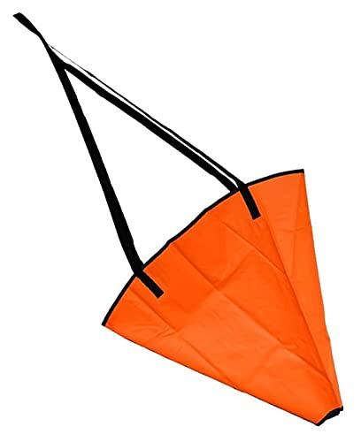 Bluetooth earphone 18'/ 24' Freno de calcetín de Drogas de Anclaje de mar para embarcaciones de Pesca Herramientas de Pesca Compact Portable Kayak Canoa Accesorios para Barco Marino Yate Kayak Canoa