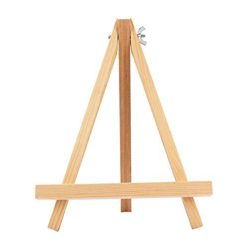KUNSE Langlebige Holz Holz Adler Display Stativ Kunst Künstler Malerei Stand Paint Rack-#01