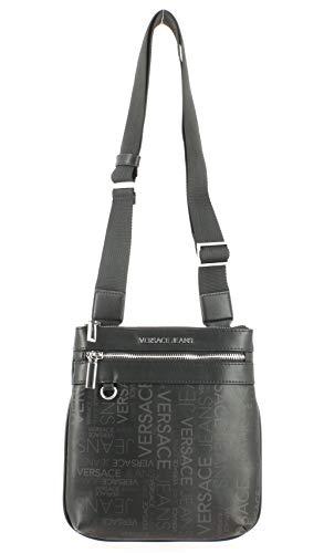 Versace Jeans Mens CALIO Schwarz Geldtasche/Handtasche Einheitsgrösse