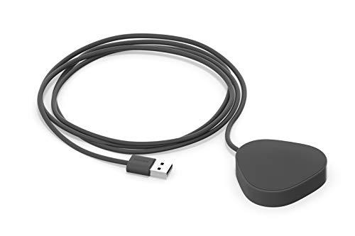 Sonos Roam Cargador Inalámbrico Qi, Cargador Magnético Rápido, Impermeabilización Certificado IP54, Extensible hasta 1,2 m, Carga de 0 a 100% en 2 Horas - Negro
