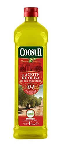 COOSUR - Aceite De Oliva Suave Botella 1 Lt