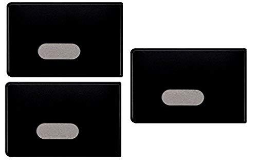 OPTEXX® Funda de proteccion Fred Black NFC/RFID con proteccion OPTEXX®; Producido en Alemania