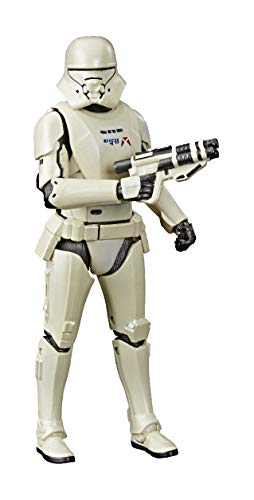 Hasbro The Black Series Carbonized First Order Jet Trooper (Walmart Exclusive)