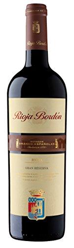 Rioja Bordon Vino Gran Reserva - 700 ml