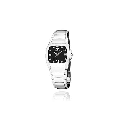 Lotus 15614/K Reloj Mujer Cuarzo Acero Tamaño 32 mm Circonitas