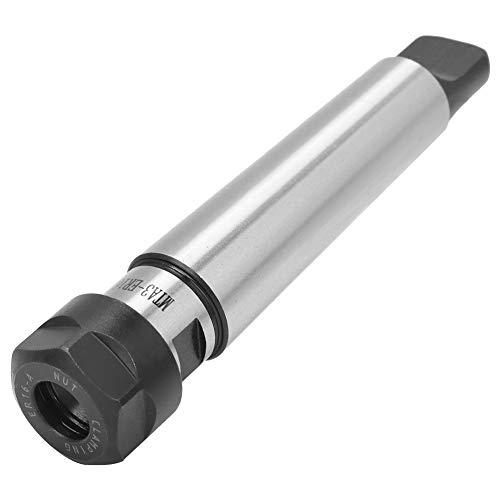 TAKE FANS Mta3 Morse - Portabrocas de acero al carbono para fresadora CNC M12mta3-er16 Specialized Arbor