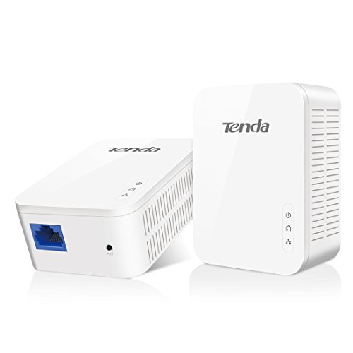 Tenda PH3 1000Mbps Powerline Adapter Kit with Single...