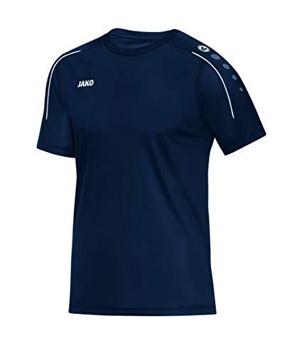 JAKO Herren T-Shirt Classico, Marine, 3XL