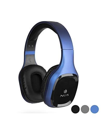 NGS ARTICA Sloth Blue - Auriculares Inalámbricos...